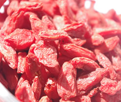 goji fruit antioxydant